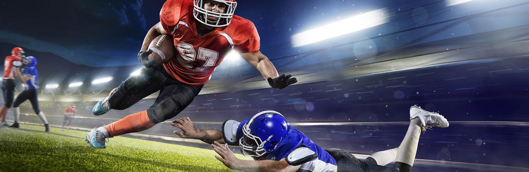 American Football Limonta Sport
